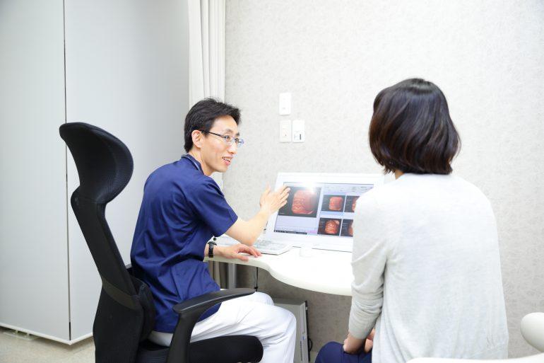 オーダーメイド胃・大腸内視鏡を提供しております