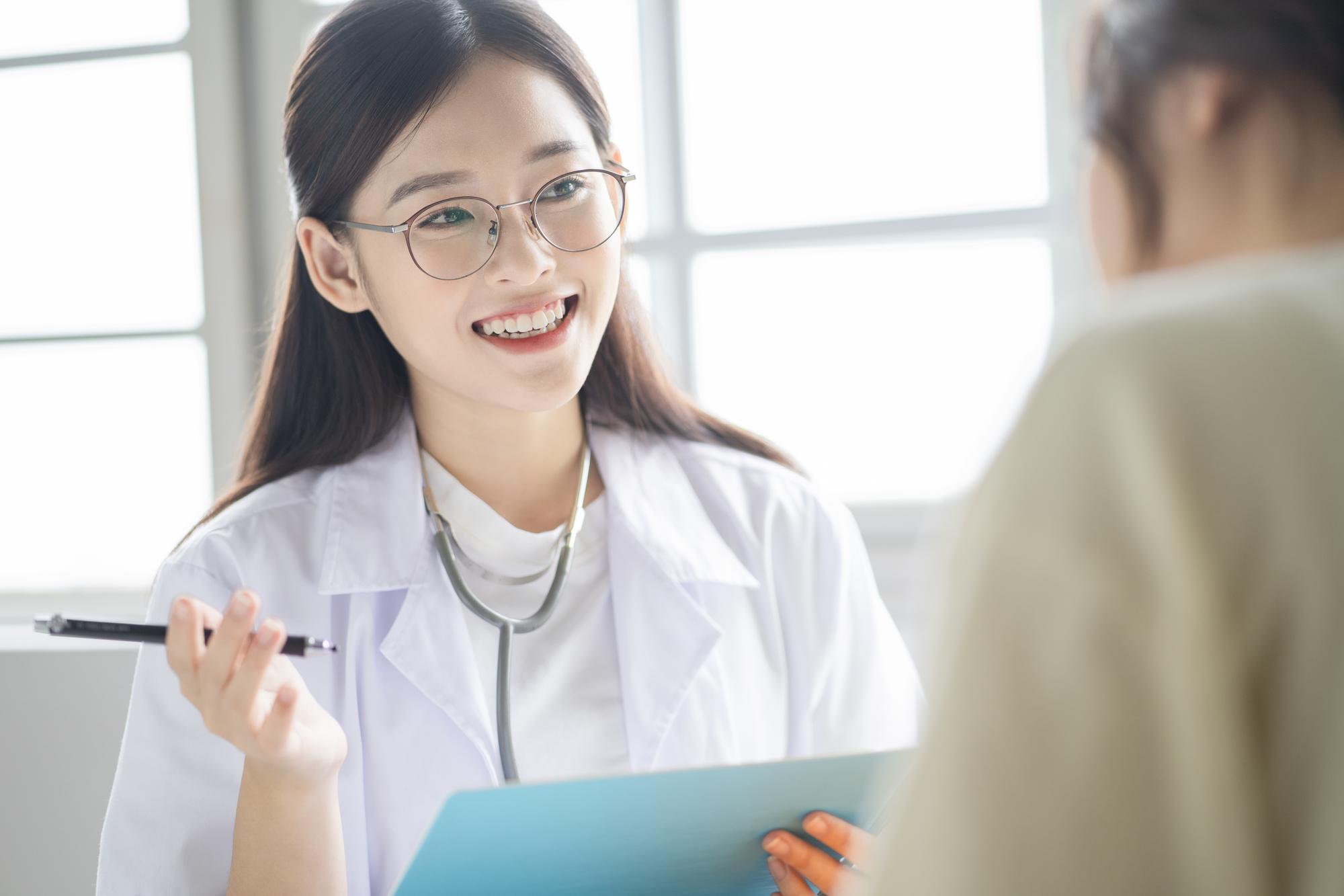 女性専門医による内視鏡検査が受けられます