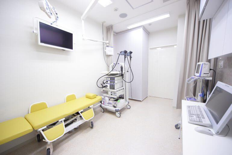 事前処置も楽な大腸内視鏡検査